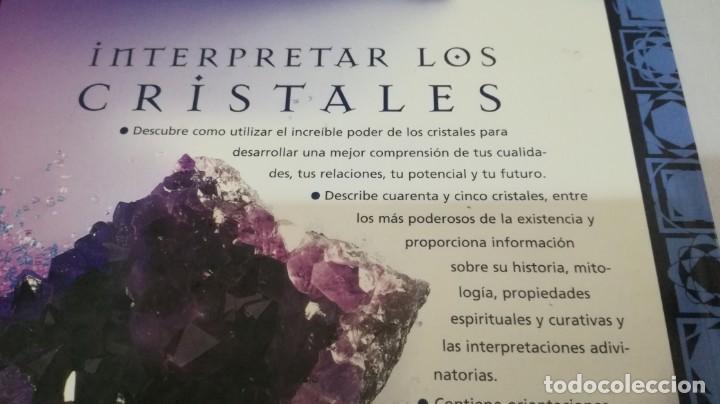Libros de segunda mano: INTERPRETAR LOS CRISTALES-Sue Lilly - Foto 4 - 142340814