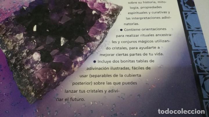 Libros de segunda mano: INTERPRETAR LOS CRISTALES-Sue Lilly - Foto 5 - 142340814