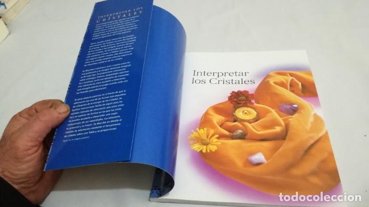 Libros de segunda mano: INTERPRETAR LOS CRISTALES-Sue Lilly - Foto 9 - 142340814