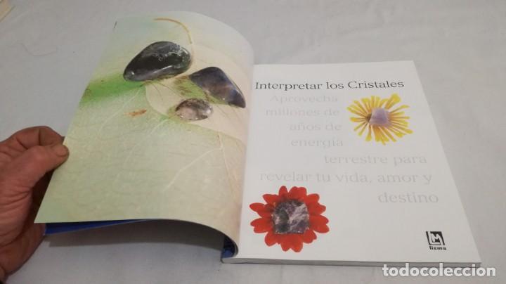 Libros de segunda mano: INTERPRETAR LOS CRISTALES-Sue Lilly - Foto 12 - 142340814