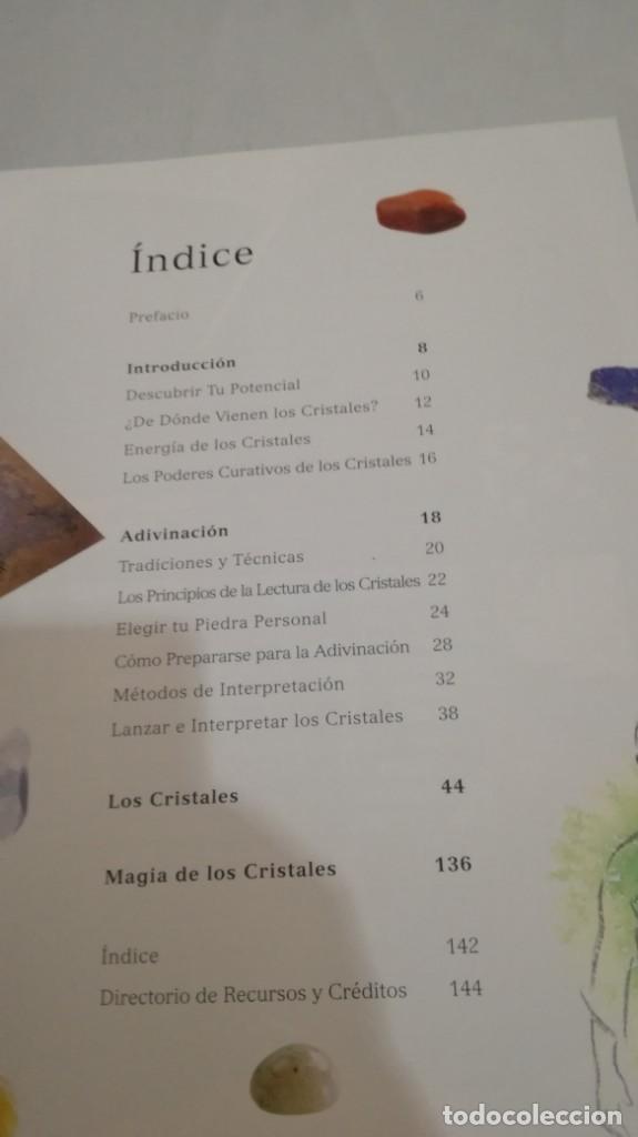 Libros de segunda mano: INTERPRETAR LOS CRISTALES-Sue Lilly - Foto 14 - 142340814