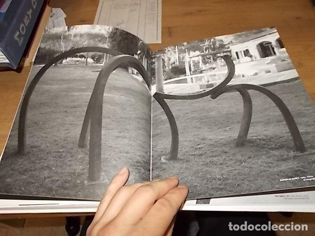 Libros de segunda mano: ANTONI FERRAGUT.RETROSPECTIVA.CASAL SOLLERIC.2009.IMPRESIONANTE EJEMPLA.VER FOTOS. HIERRO, BRONCE... - Foto 25 - 142501594