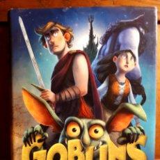 Libros de segunda mano: GOBLINS - PHILIP REEVE. Lote 142631629