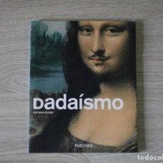 Libros de segunda mano: DADAISMO - DIETMAR ELGER - TASCHEN. Lote 190741087