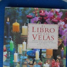 Libros de segunda mano - EL LIBRO DE LAS VELAS - 142668098