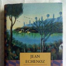 Libros de segunda mano: EL MERIDIANO DE GREENWICH. JEAN ECHENOZ.. Lote 142677508