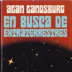 Libros de segunda mano: EN BUSCA DE EXTRATERRESTRES / ALAN LANDSBURG ; PRÓLOGO DE LEONARD NIMOY. Lote 142746710