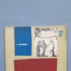 Libros de segunda mano: EL PENSAMIENTO CIENTIFICO. GEYMONAT. ED. BUENOS AIRES. Lote 142929290