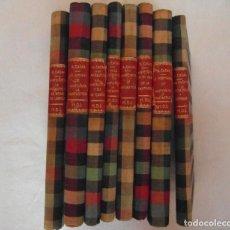 Libros de segunda mano: COLECCION DE LIBROS DE ANTOÑITA LA FANTASTICA. VER DECRIPCION Y FOTOS. Lote 142961178