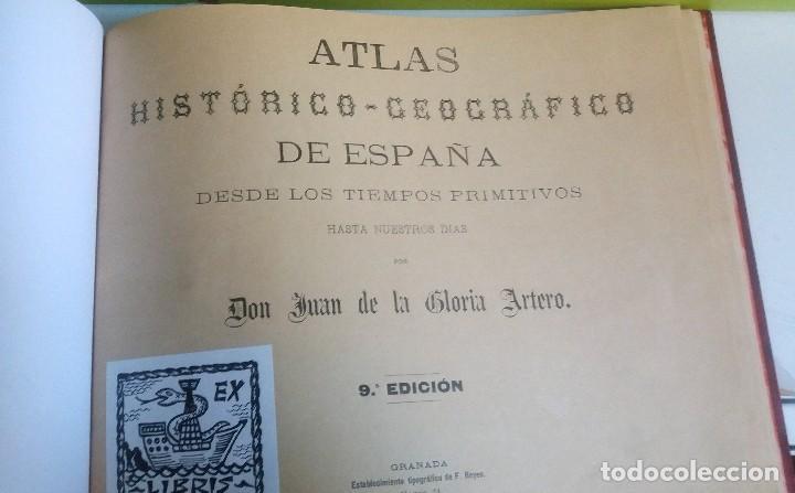 atlas histórico-geográfico + geografia e histor - Kaufen Andere ...