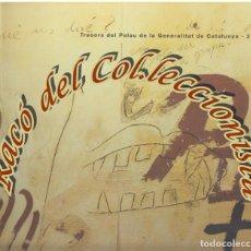 Libros de segunda mano: TRESORS DEL PALAU DE LA GENERALITAT / 2, VALENTIN ROMA, GENERALITAT DE CATALUNYA, 2001. Lote 143008438