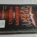 Libros de segunda mano: UN SUEÑO LLAMADO SAGA VANIR-EL LIBRO DE LEDER. ESPECIAL SAGA VANIR - VALEN BAILON. LENA VAL+ DVD. Lote 143015794