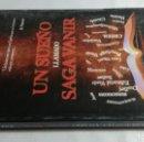 Libros de segunda mano: UN SUEÑO LLAMADO SAGA VANIR-EL LIBRO DE LEDER. ESPECIAL SAGA VANIR - VALEN BAILON. LENA VAL+ DVD. Lote 143015842