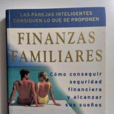 Libros de segunda mano: TITULO: FINANZAS FAMILIARES. AUTOR: DAVID BACH. Lote 143022870