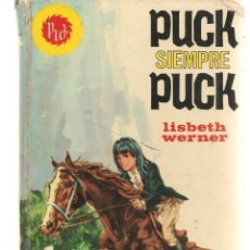 Second hand books - PUCK SIEMPRE PUCK. Nº 9. LISBETH WERNER. TORAY 1975. (ST/HS) - 143042358