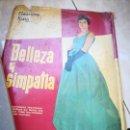 Libros de segunda mano: BELLEZA Y SIMPATÍA-ELEANORE KING -PRIMERA EDICIÓN JUNIO 1960 JOSEFINA BONET-PITMAN MOODY. Lote 142862042