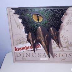 Libros de segunda mano: EL GRAN LIBRO DE LOS DINOSAURIOS.. Lote 143150332