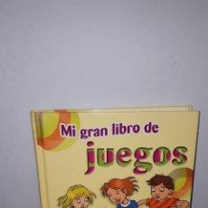 Libros de segunda mano: MI GRAN LIBRO DE LOS JUEGOS.. Lote 143154313