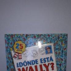 Libros de segunda mano: ¿DÓNDE ESTÁ WALLY?. Lote 143166105