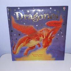 Libros de segunda mano: DRAGONES. EDITORIAL USBORNE.. Lote 143186352
