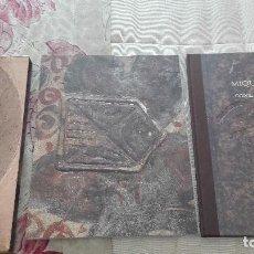 Libros de segunda mano: MIQUEL BARCELÓ CONJETURAS SOBRE VASIJAS. Lote 191928205