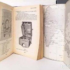 Libros de segunda mano: RADIOTELEGRAFÍA. (F. M. VICENTE. MAPAS Y ESTADOS PLEGADOS. 862 PÁGINAS. . Lote 143289926