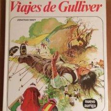 Libros de segunda mano: VIAJES DE GULLIVER - JONATHAN SWIFT. Lote 143346350