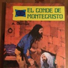 Libros de segunda mano: EL CONDE DE MONTECRISTO - ALEJANDRO DUMAS. Lote 240867200