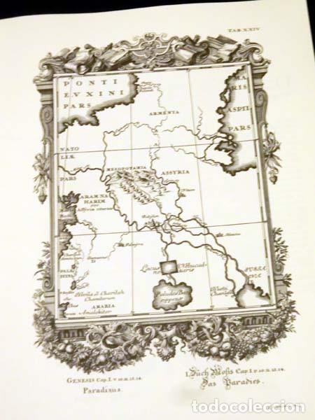 FÍSICA SACRA (S. XVIII), CON MÁS DE 100 GRABADOS DE GRAN FORMATO (Libros de Segunda Mano - Bellas artes, ocio y coleccionismo - Otros)