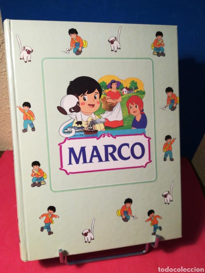 MARCO COLECCIÓN COMPLETA ENCUADERNADA 35 FASCICULOS - CLUB INTERNACIONAL DEL LIBRO, 1995 (Gebrauchte Bücher - Kinder- und Jugendliteratur - Andere Kinder- und Jugendliteratur)
