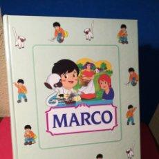 Libros de segunda mano: MARCO COLECCIÓN COMPLETA ENCUADERNADA 35 FASCICULOS - CLUB INTERNACIONAL DEL LIBRO, 1995. Lote 143367890