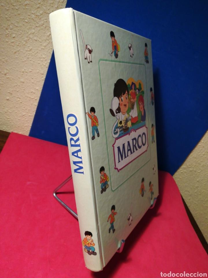 Gebrauchte Bücher: Marco colección completa encuadernada 35 fasciculos - Club Internacional del Libro, 1995 - Foto 2 - 143367890