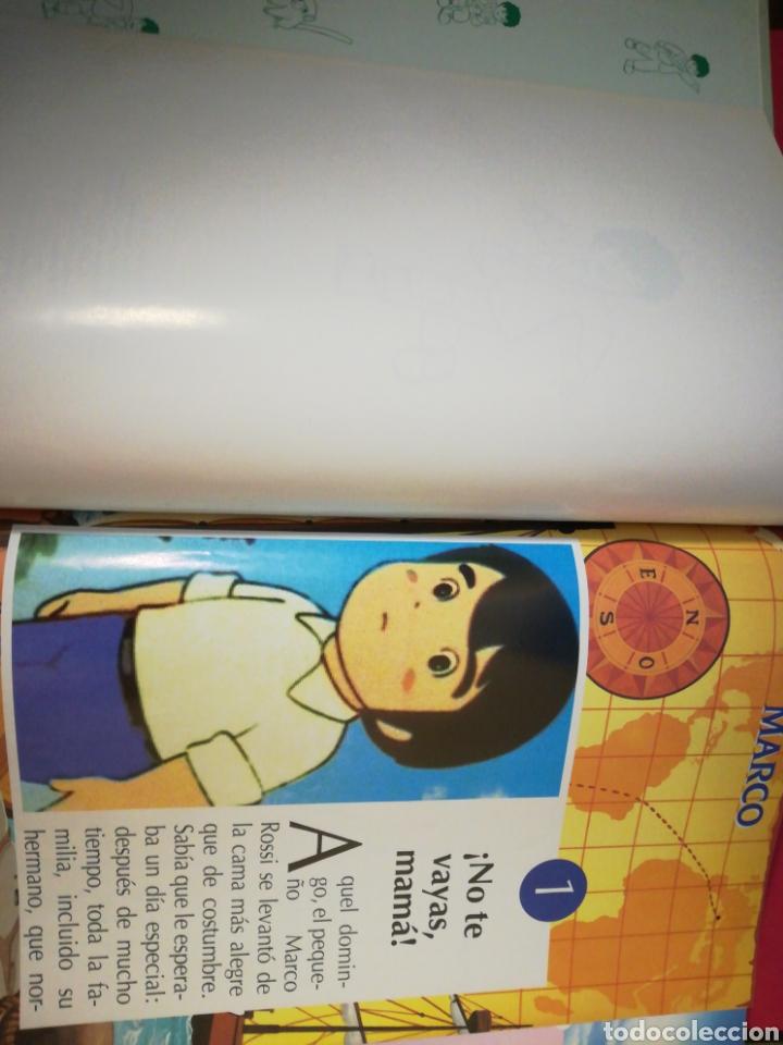 Gebrauchte Bücher: Marco colección completa encuadernada 35 fasciculos - Club Internacional del Libro, 1995 - Foto 5 - 143367890