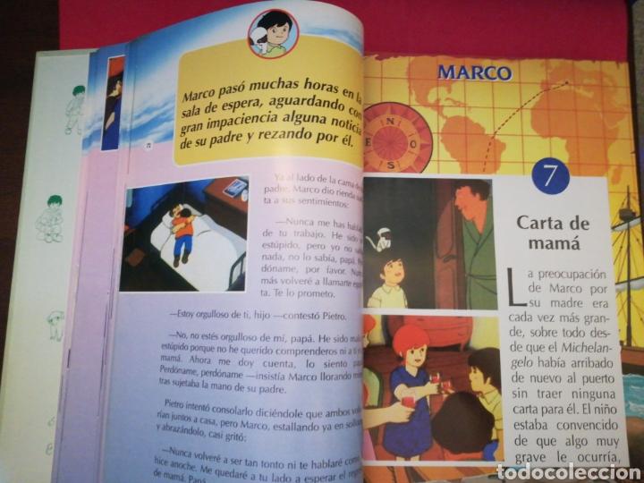 Gebrauchte Bücher: Marco colección completa encuadernada 35 fasciculos - Club Internacional del Libro, 1995 - Foto 6 - 143367890