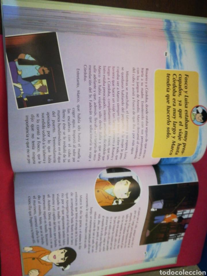Gebrauchte Bücher: Marco colección completa encuadernada 35 fasciculos - Club Internacional del Libro, 1995 - Foto 7 - 143367890