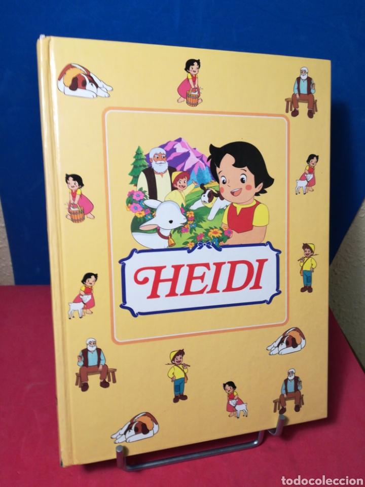HEIDI COLECCIÓN COMPLETA ENCUADERNADA 35 FASCICULOS - CLUB INTERNACIONAL DEL LIBRO, 1995 (Gebrauchte Bücher - Kinder- und Jugendliteratur - Andere Kinder- und Jugendliteratur)