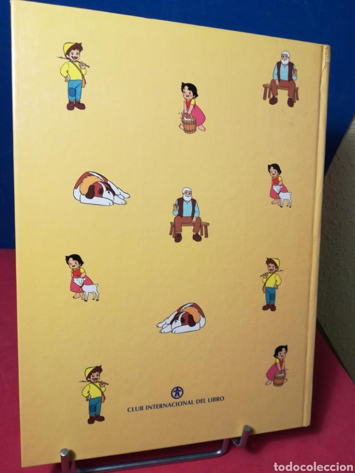 Gebrauchte Bücher: Heidi colección completa encuadernada 35 fasciculos - Club Internacional del Libro, 1995 - Foto 3 - 143369517