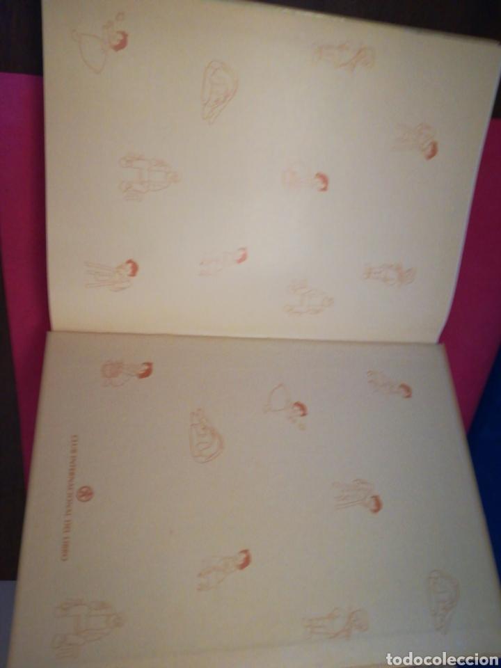 Gebrauchte Bücher: Heidi colección completa encuadernada 35 fasciculos - Club Internacional del Libro, 1995 - Foto 8 - 143369517
