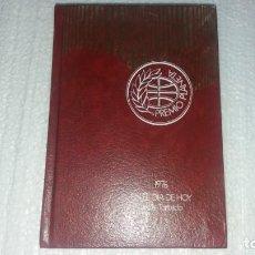 Libros de segunda mano: LIBRO DE EN EL DÍA DE HOY JESÚS TORBADO 1976 PREMIO PLANETA NOVELA . Lote 143375322