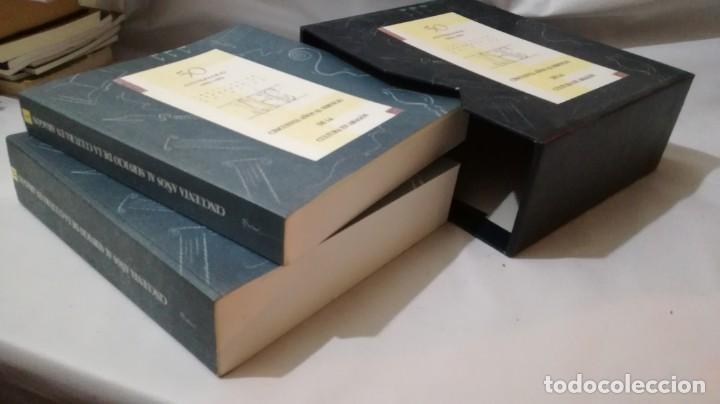 Libros de segunda mano: 50 AÑOS SERVICIO CULTURA ARAGÓN 1943-1993 INSTITUCIÓN FERNANDO EL CATÓLICO- 2 TOMOS EN ESTUCHE - Foto 5 - 143410890