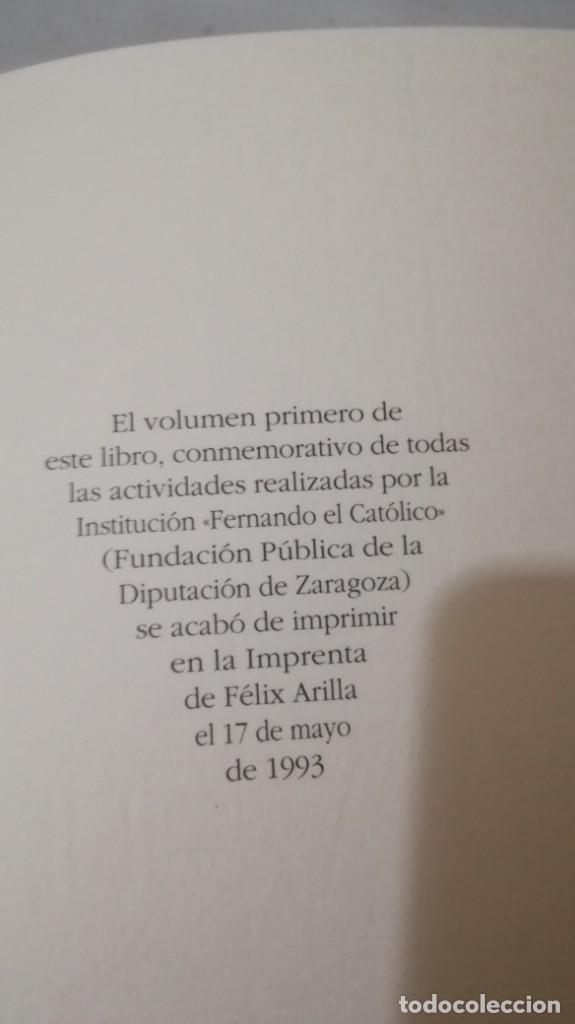 Libros de segunda mano: 50 AÑOS SERVICIO CULTURA ARAGÓN 1943-1993 INSTITUCIÓN FERNANDO EL CATÓLICO- 2 TOMOS EN ESTUCHE - Foto 14 - 143410890