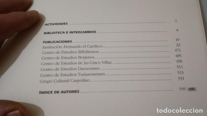 Libros de segunda mano: 50 AÑOS SERVICIO CULTURA ARAGÓN 1943-1993 INSTITUCIÓN FERNANDO EL CATÓLICO- 2 TOMOS EN ESTUCHE - Foto 20 - 143410890