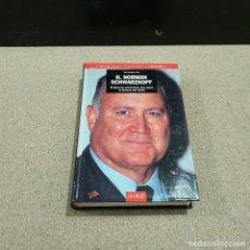 Libros de segunda mano: H. NORMAN SCHWARZKOPF....EL GENERAL AMERICANO QUE GANO LA GUERRA DEL GOLFO...1994.... Lote 143411962