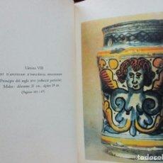 Libros de segunda mano: LIBRO,CERAMICA CATALANA DECORADA,AÑO 1974, EDICION DE SOLO 200 EJEMPLARES NUMERADOS,Nº53,EN CATALAN. Lote 143423478