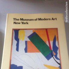 Libros de segunda mano: THE MUSEUM OF MODERN ART NEW YORK M O M A THE HISTORY AND THE COLLECTION PICASSO VAN GOGH MIRO DALÍ. Lote 143544868