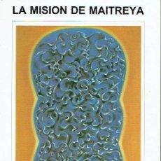 Libros de segunda mano: LA MISIÓN DE MAITREYA, TOMO III. BENJAMIN CREME.. Lote 143586918