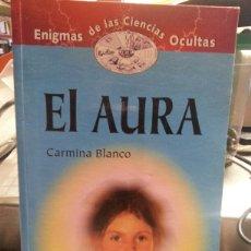 Libros de segunda mano: EL AURA. Lote 143601964