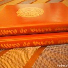 Libros de segunda mano: LIBRO DE BUEN AMOR. EDICIÓN FACSÍMIL DEL CÓDICE DE SALAMANCA. ED. LIMITADA, NUMERADA Y SELLADA. 1975. Lote 143609074