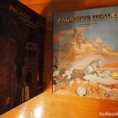 Libros de segunda mano: PALACIOS REALES DEL PATRIMONIO NACIONAL. JUAN A. HERNÁNDEZ FERRERO. EDICIÓN PARA PZIFER.1997. Lote 143617754