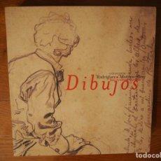 Libros de segunda mano: DIBUJOS DE LA REAL ACADEMIA ESPAÑOLA.COLECCIÓN RODRÍGUEZ- MOÑINO/BREY.FUNDACIÓN CULTURAL MAPFRE.2002. Lote 143624290